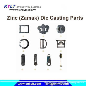 Kylt Good Quality Zamak/Zinc Die Casting Parts China Factory