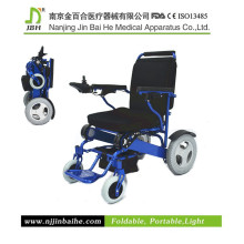 Folding Mobility Powerchair para deficientes