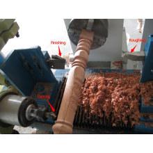 Equipamento multifuncional de processamento de madeira