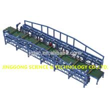 Ligne de production en acier de type H-beam