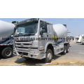 Sinotruk HOWO 12 M3 Concrete Mixer Truck with Low Price (ZZ1317N3261)