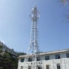 40m 500kv Electric Power Transmission Steeltower Pole Tower