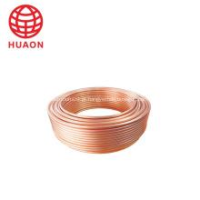 Barra de cobre de haste de fio de cobre de 99,99% pura de 8 mm