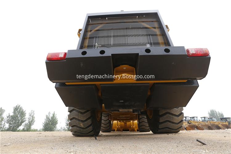 680 wheel loader3