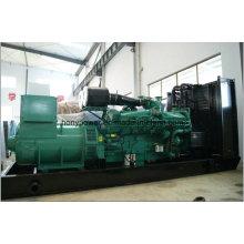 250kVA eléctrico accionado por CUMMINS Generador diesel que genera el sistema (Hy-C250
