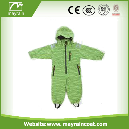 Polyester Full Print Rainsuit