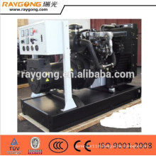 36kw diesel generator with electric start control PE engine
