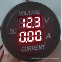 Voltmeter Ammber Meter 2 in 1 LED Digital for Cars Boats