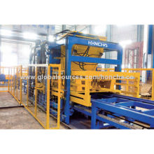Concrete Block Semi-automatic Production Line, High Efficiency, Good Investment, High Return