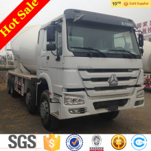Sinotruck HOWO A7 Concrete Mixer Truck 10cbm Capacity