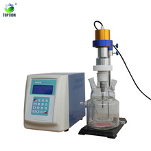 Homogénéisateur ultrasonique de Topt-1500 avec chambre insonorisante (1500ml)