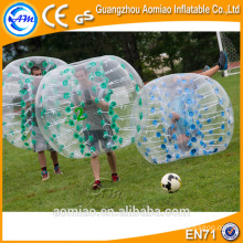Giant bubble ball inflatable belly body bumper ball for adult