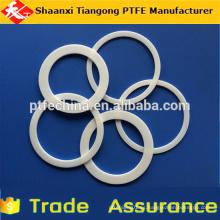 Anillo de PTFE / junta de PTFE para la válvula de bola Hebei fabricante
