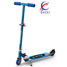 Les meilleurs scooters pour enfants avec roue en PVC clignotant de 120 mm (BX-2M009)