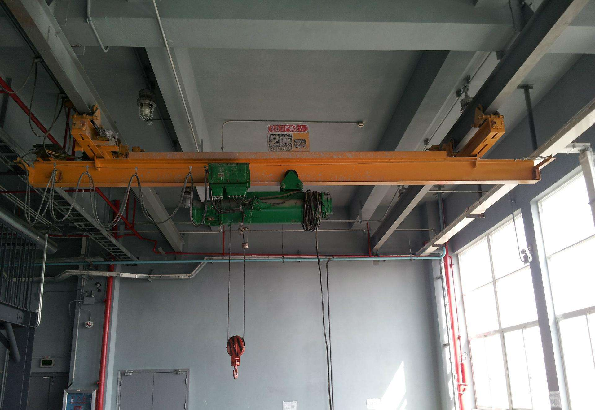 5ton Bridge Overhead Crane