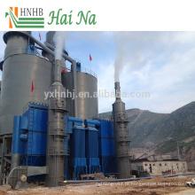 Torre de purificador de gás molhado para limpeza de poeiras