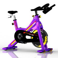 Équipement de gymnastique commerciale Cardio Machine Spinning Exercise Bike