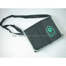 Lovely design blank strong leather men\'s shoulder bags