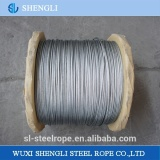 DIN 3055 Galvanized And Ungalvanized Steel Rope