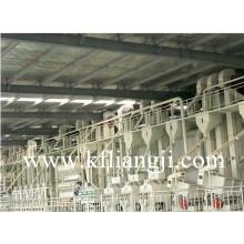 Máquina de molino de arroz de 18 - 500ton / Fresadora de arroz