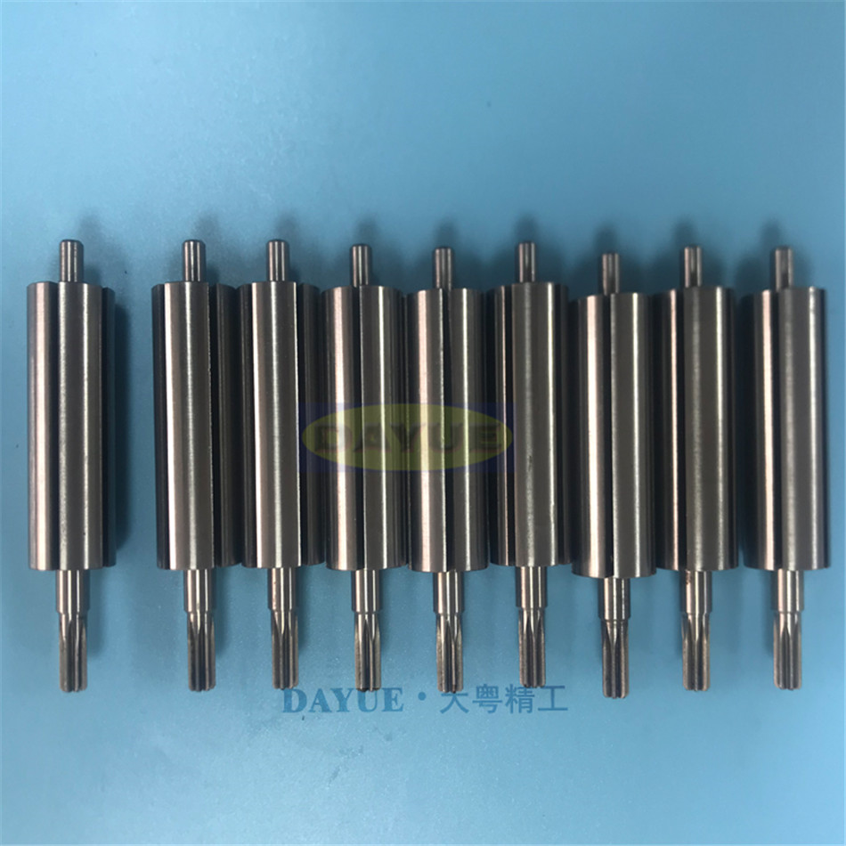 Stainless Steel Auto Parts Electric Motor Drive Shaft