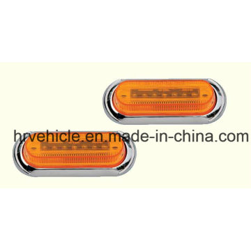 LED Side and Turn Lamp for Truck