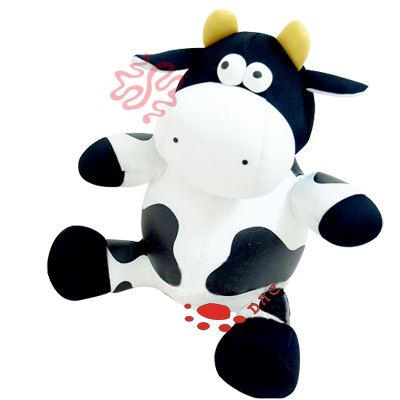 PLUSH MILK COWS