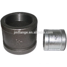 ASTM Malleable iron Straight NPT Thread coupling