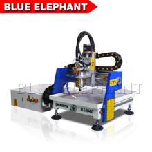 CNC routing machine used for wood / pvc / aluminum