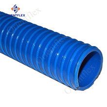 helix pvc water suction discharge hose