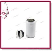 Bidons de White/Silver inox 350ml / 450ml pour Sublimation