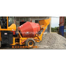 Wheeled Multifunction Hydraulic Mixer