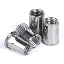 Stainless Steel Rivnut Rivet Nut With Knurled