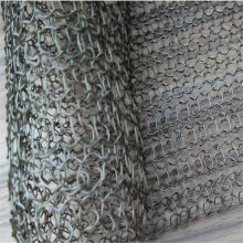 galvanized knitted filter mesh promotion price