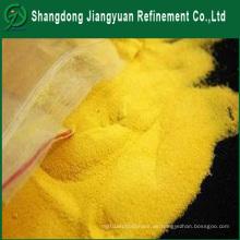 Wasser reinigen Spray getrocknetes Polyferric Sulfate Pfs