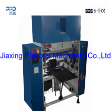 High Speed Fully Automatic Three Shafts Stretch Film Rewinding Machine
