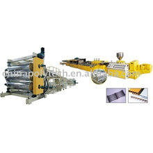 Provide special used sheet/plate production line