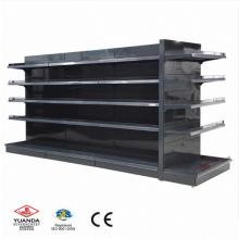 Supermarket Stacking Gondola Metal Display Stand