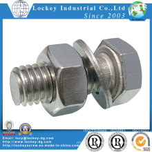 Bolt and Nut Hex Bolt with Nut