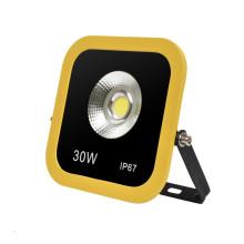 Luz de inundação do diodo emissor de luz 30W com 3 anos de garantia COB IP66 para a iluminação exterior de Graden