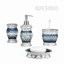 Arabian Style Polyresin Bathroom Set