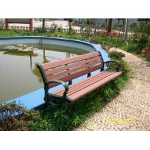 Productos ecologicos baratos de las sillas del paisaje del WPC