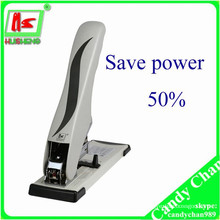 Saving power 50% Jumbo plastic heavy duty staples 23/10