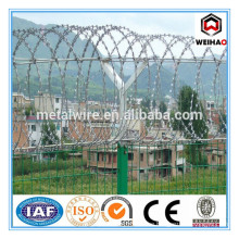 coated raozr barbed wire