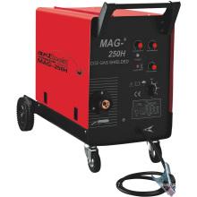 Transformador DC MIG / Mag máquina de solda (MAG-250H)