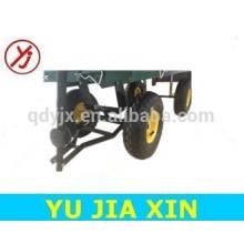 chine Qingdao bon marché chariot de vidage de jardin