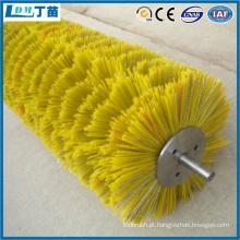 escova vassoura de eliminação de poeira para rebarbação de alta qualidade