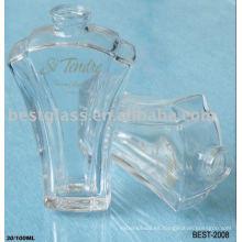 Botella de cristal de perfume 30ml / 100ml