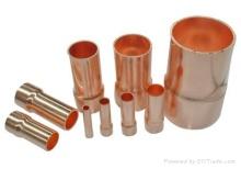 3/4 pol. Acoplamento de deslizamento de pressão de cobre