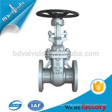 ANSI standard gate valve